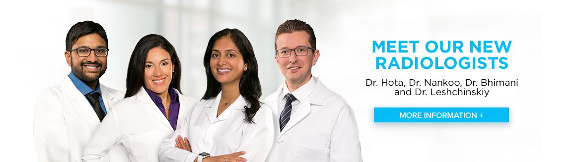 New Radiologists