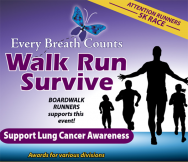 Every Breath Counts Walk